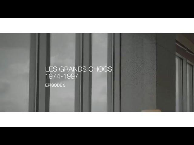 Total, un esprit pionnier - Episode 5 : Les grands chocs 1974 – 1997