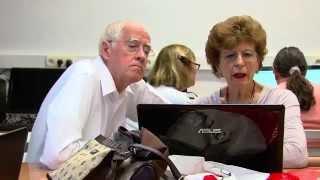 Versailles : les séniors se mettent au numérique