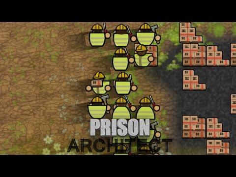 Prison architetct EP 11 - COMPUTER KATASTROFE undskyld...