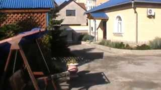 Двухкомнатная квартира с балконом и бассейном в Евпатории в парке Фрунзе территория(, 2013-10-29T11:19:53.000Z)