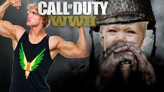 Getting BULLIED on Call of Duty: WW2