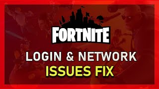 Fortnite Season 7 - Login & Internet Issues New FIX (Ping, Internet Connection & Packet Loss)