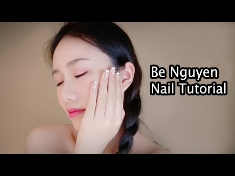 *ASMR* Be Nguyen's French Nail Tutorial (VIET ACCENT)