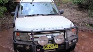 Old Telegraph Track Cape York July 2012 - Land Rover Discovery 3