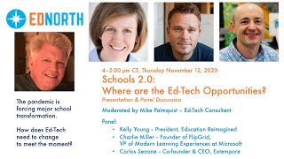 Schools 2.0: Where are the Ed-Tech Opportunities?