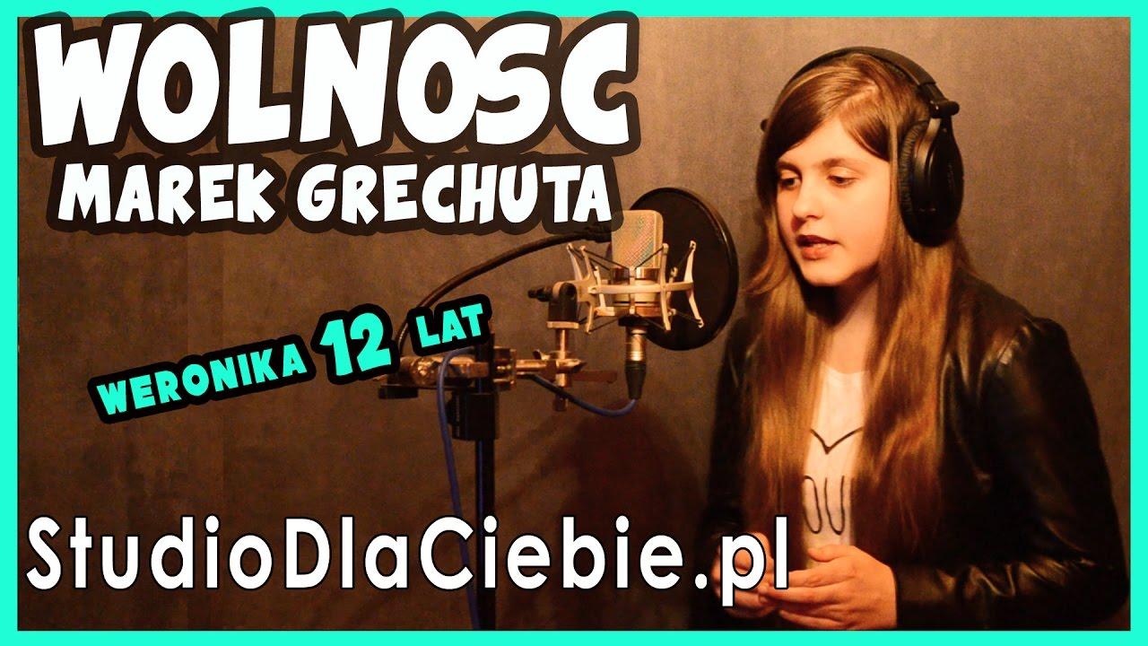 Wolnosc Marek Grechuta Cover By Weronika Janas Youtube