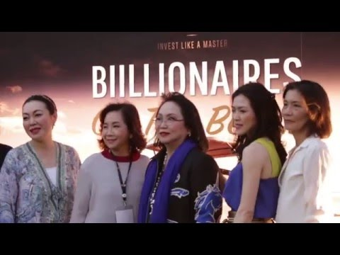 ULTRA WEALTH : Billionaire on the beach 26 March 2016