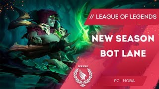 League of Legends Stream | Bot Lane Gameplay 2020 #1