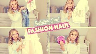 Italian Fashion Haul! | Toddler Girl