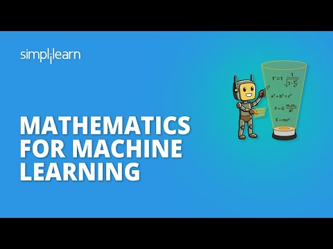 Mathematics for Machine Learning - Important Skills You Must Possess