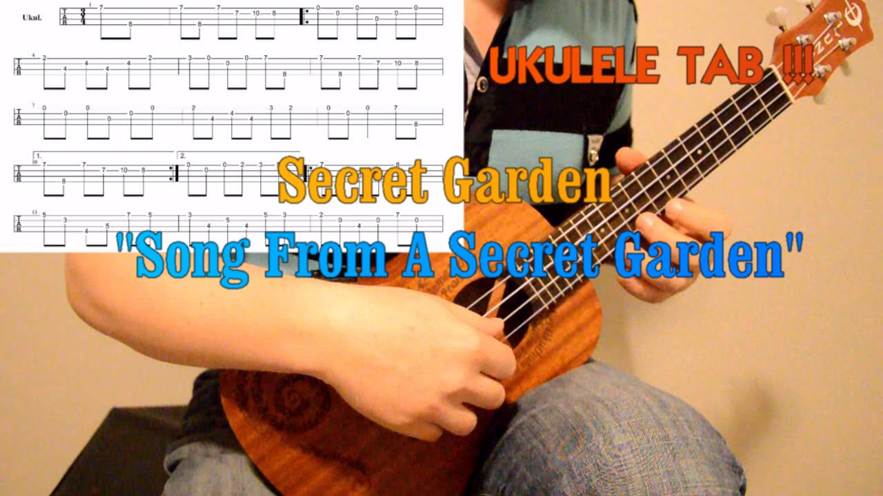 Secret garden song from a secret garden ukulele cover tabs secret garden song from a secret garden ukulele cover tabs youtube hexwebz Images
