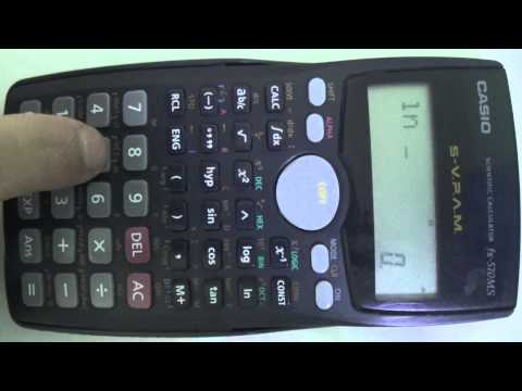 fx 570ms Casio fx-570es scientific calculator tweak  previously i am using casio fx-570ms until recently i left my calculator at my hometown.
