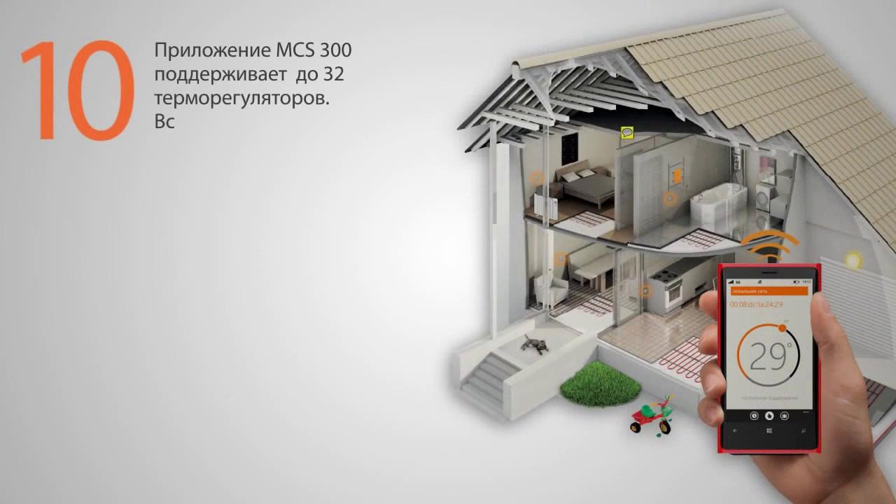 Терморегулятор MCS 300