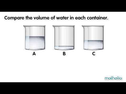Comparing Volume - YouTube