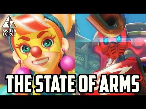 The State of ARMS (Past, Present, Future)