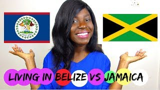 LIVING IN BELIZE VS JAMAICA| Fi Di Kulcha-Episode 9