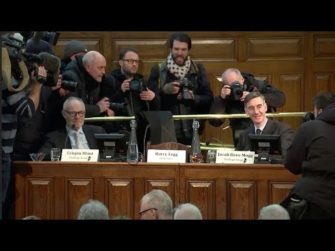 Jacob Rees-Mogg's empowering Brexit speech at Bruges Group