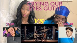 RAIN - 나로 바꾸자 Switch to me (ft. JYP) MV (REACTION) What just happened?