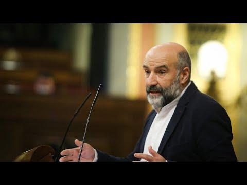 Néstor Rego reclama ao goberno un reparto xusto dos fondos europeos que non discrimine a Galiza