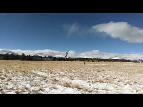 """Jeff speers  revolution kites supersonic Lv 6 what a day to fly """")"""