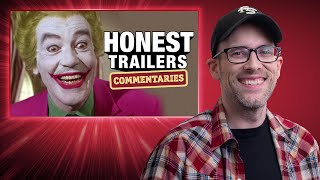 Honest Trailers Commentary | Batman: The Movie (1966)