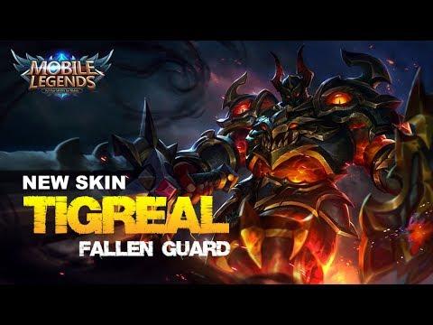 tigreal fallen guard