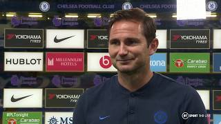 """We need to believe in ourselves more!"" Frank Lampard reacts to Chelsea 2-1 Man City"