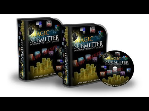 Magic Submitter – Spins And Submits Your Articles, Videos, Blogs And Press Releases To …