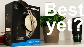 Sennheiser Momentum 2.0 Over Ear M2 AEI Ivory Review