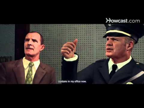 """L.A. Noire Walkthrough Part 94: """"Manifest Destiny"""" (10 of 10)"""