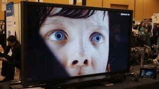 Dolby No Glasses 3D First Look - CES 2013