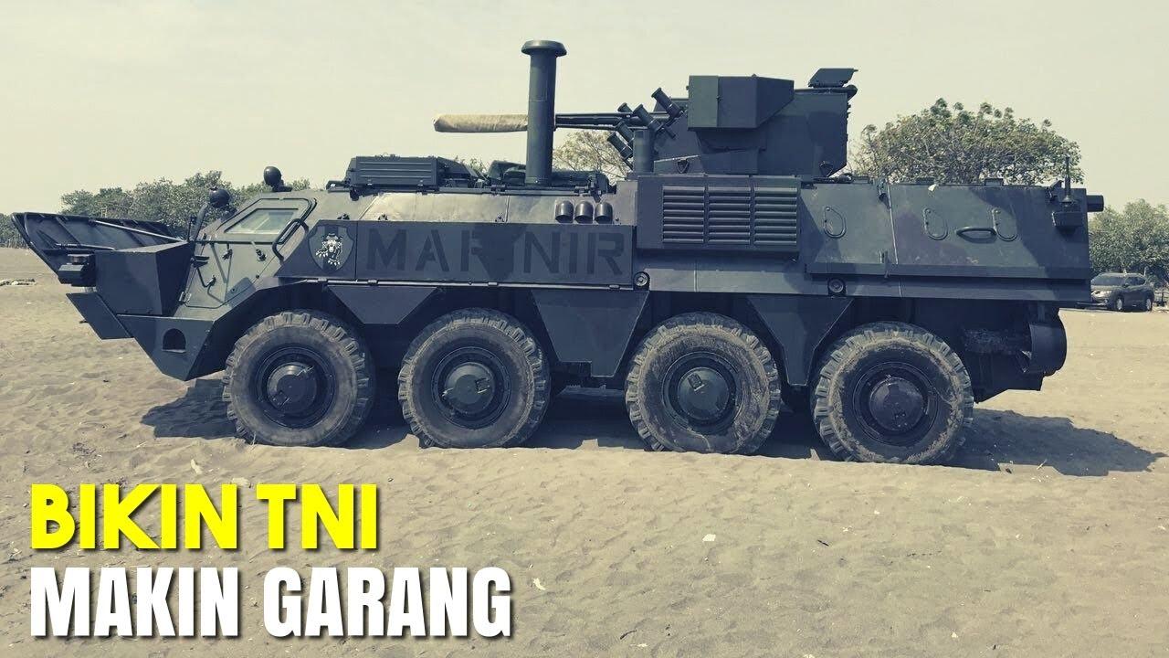 ADA YANG SUDAH SANGAT TUA! Ranpur Amfibi Andalan TNI Angkatan Laut