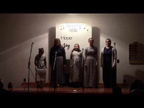BMF Christian School Christmas Program 2018