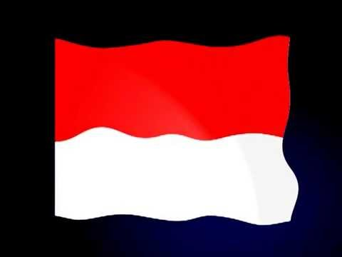 Video Animasi After Effect Bendera Indonesia Berkibar Youtube