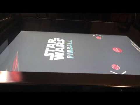 Arcade 1Up Star Wars Pinball from Brandon A