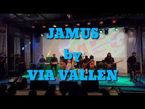 JAMUS by VIA VALLEN. SERA.