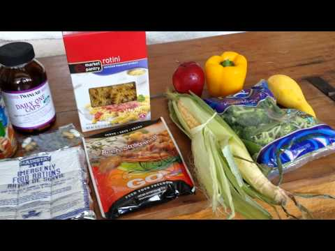 Preppers and Restrictive Diets in the Post SHTF World! (Diabetics, Vegetarians, Raw Food)