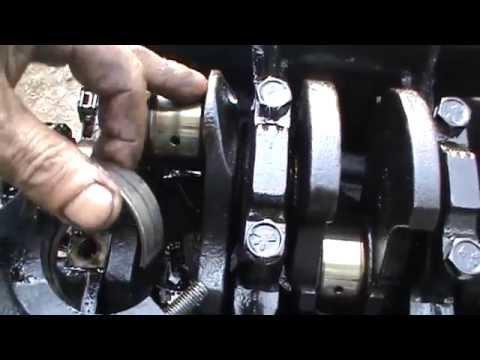 Разборка двигателя Нивы ВАЗ 21213 для ремонта