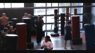 Martial Arts Conditioning - Heavy Bag Training, Great Way Martial Arts, Kelowna