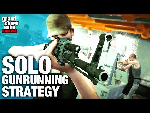SOLO MONEY GUIDE - Best Time To Sell Your GUNRUNNING Stock B