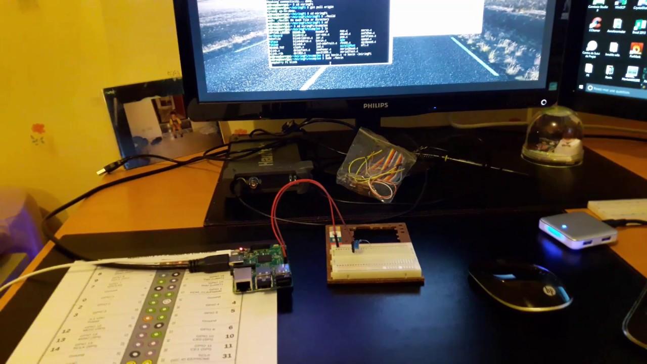 Raspberry Pi 3 Programmer Sa Carte En Langage C Ou Wiringpi Visualgdb Installationest Test