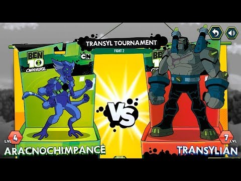 Ben 10 Omniverse: Galactic Champions - Gather the Best ...