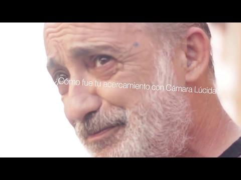 Alberto García-Alix en Cámara Lúcida Chile.