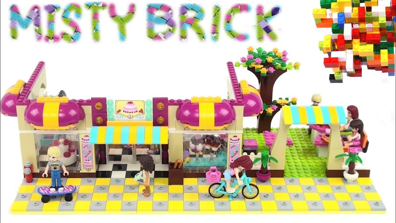 Download Lego Friends Sweet-shop by Misty Brick.