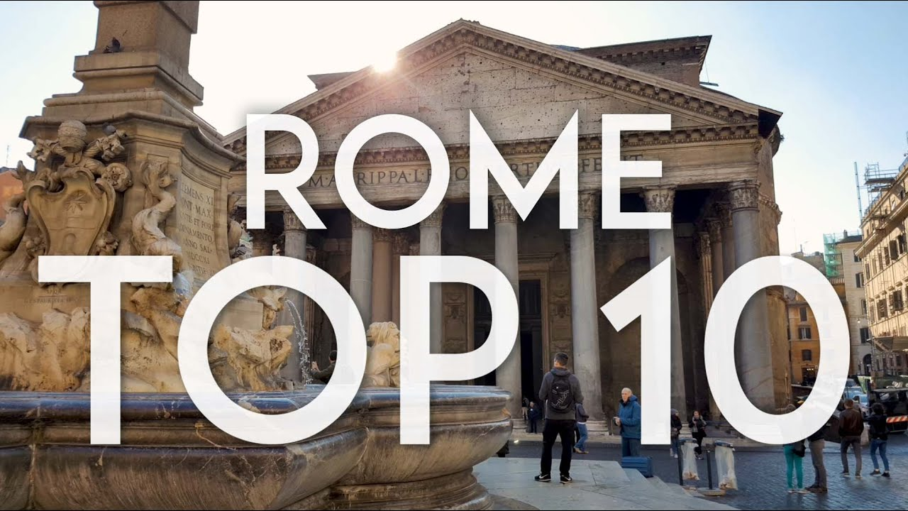 Download TOP 10 Things to do in ROME