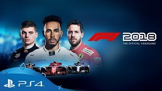 F1 2018 | Launch Trailer | PS4