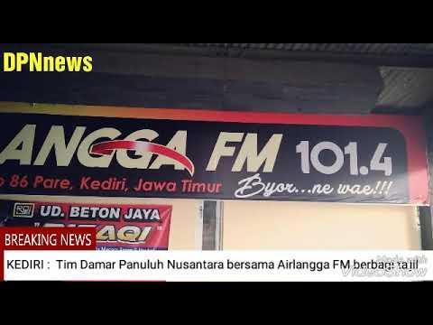 Indahnya Berbagi ta'jil bersama DPN dan Radio Airlangga FM