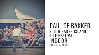South Padre Island Kite Festival Indoor -  Paul de Bakker