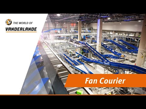 The World of Vanderlande: FAN Courier