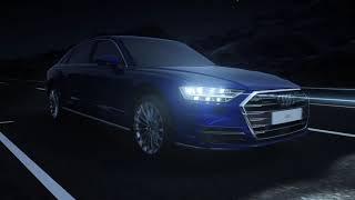 Audi A8 L 2018 Night Better Vision Technology